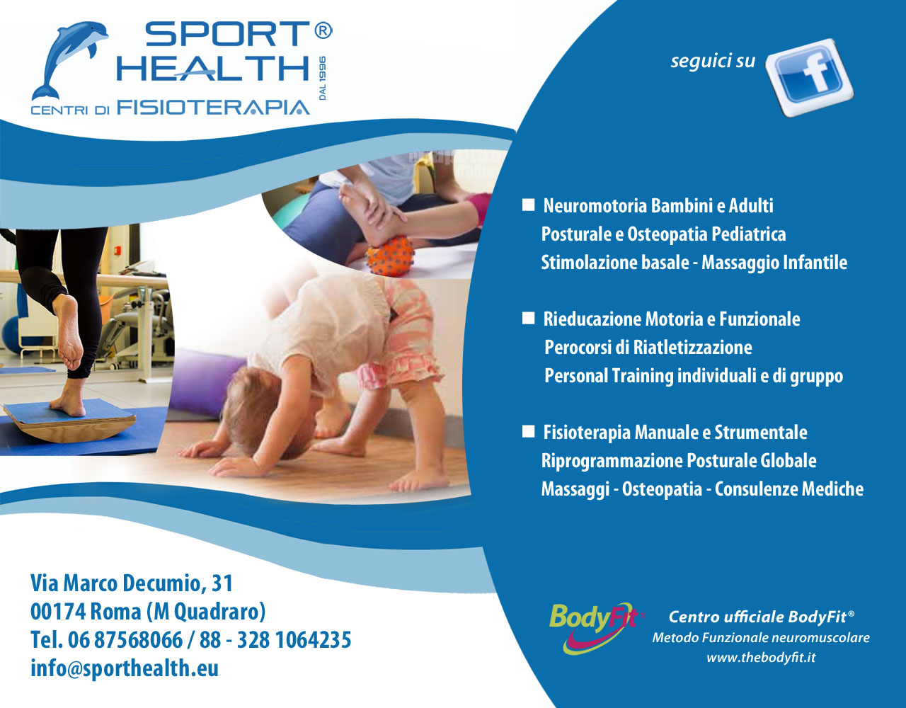 Centri fitness bodyfit movement control - Palestra porta furba ...